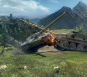 Hra - World of Tanks SK
