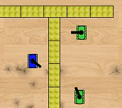 Hra - Toy Tank Arena