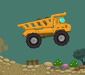 Hra - Dump Truck