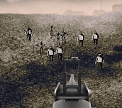 Hra - Last Line of Defense