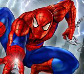 Hra - Spiderman City Raid