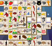Hra - Animal Mahjong
