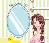Hra - Barbie kúpeľňa