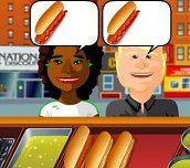 Hra - Hot Dog Bush