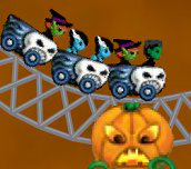 Hra - Ghost Train Ride