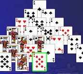 Hra - Pyramid Solitaire Deluxe
