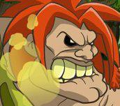 Hra - Caveman vs. Dinosaurus: Coconut Boom