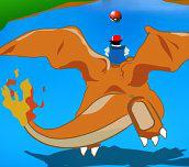 Hra - Jazda na pokémonovi