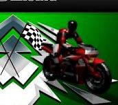 Hra - 3D Motorcycle