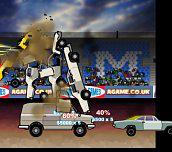 Hra - Destroy More Cars
