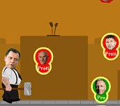 Hra - Paroubkové voľby