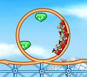Hra - Rollercoaster Creator 2