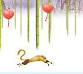 Hra - Kung Fu Panda: Monkey Run