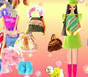Hra - Barbie Mini Dressup