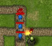 Hra - Frontline Defense