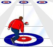 Hra - Virtual Curling