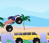 Hra - Truck Toss