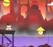 Hra - Little Samurai