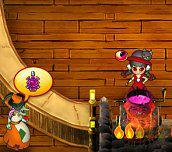 Hra - Čarodejnícky obchod