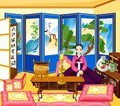 Hra - Japonský dom