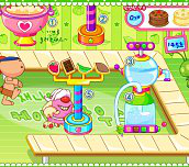 Hra - Cake Factory