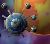 Hra - Ether: Space Defense