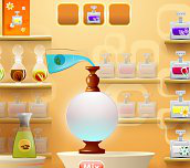 Hra - Vytvor parfum