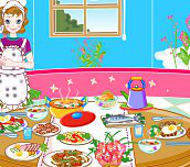 Hra - Claire Meal Design