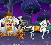 Hra - Popoluškina koč
