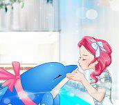 Hra - Delfíní bozk