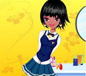 Hra - Obliekanie kamarátok zo školy