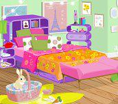 Hra - Zariaďovaní spálne