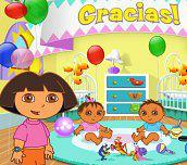 Hra - Dora stráži deti