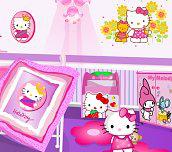 Hra - Izba pre Hello Kitty