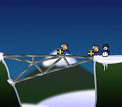 Hra - Cargo Bridge: Xmas Level Pack