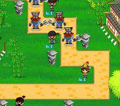 Hra - Ninjas vs Pirates