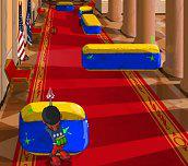 Hra - Presidential Paintball
