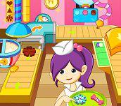 Hra - Výrobňa sušienok