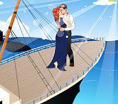 Hra - Kissing Titanic