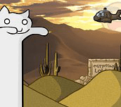 Hra - Cantarok 2: Longcat rampage