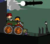 Hra - Nuclear Outrun