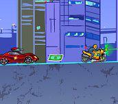 Hra - Spy Car