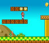 Hra - Mario Mushroom Adventure