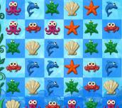 Hra - Underwater ClayMatch