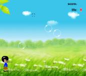 Hra - Blow Bubbles