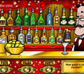 Hra - Barman