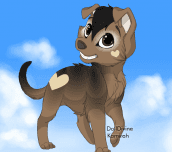 Hra - Obleč šteniatko