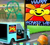 Hra - Monkey Go Happy 6