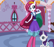Hra - Equestria Girls Rarity