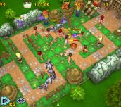 Hra - Wild Defense